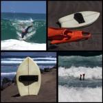 Bodysurf handboard