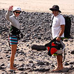 kite school lanzarote with Private or one to one Kitesurfing Lessons