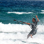 kite school Lanzarote with Wave Kitesurfing Lessons
